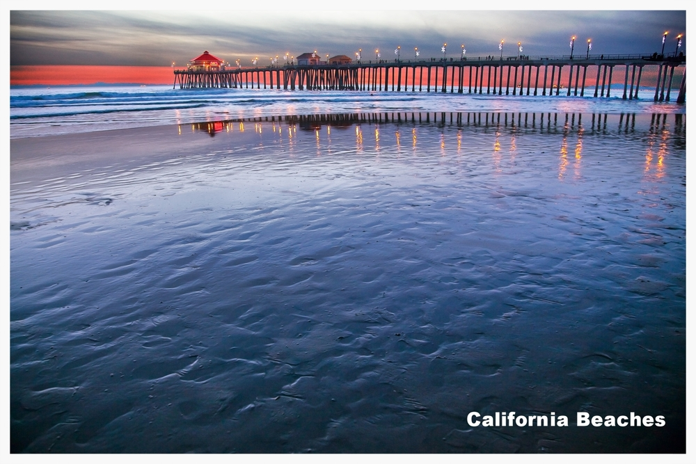 Click to view California Beaches Portfolio