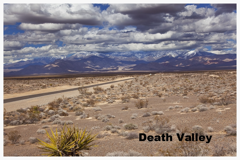 Click here to view Death Valley Portfolio