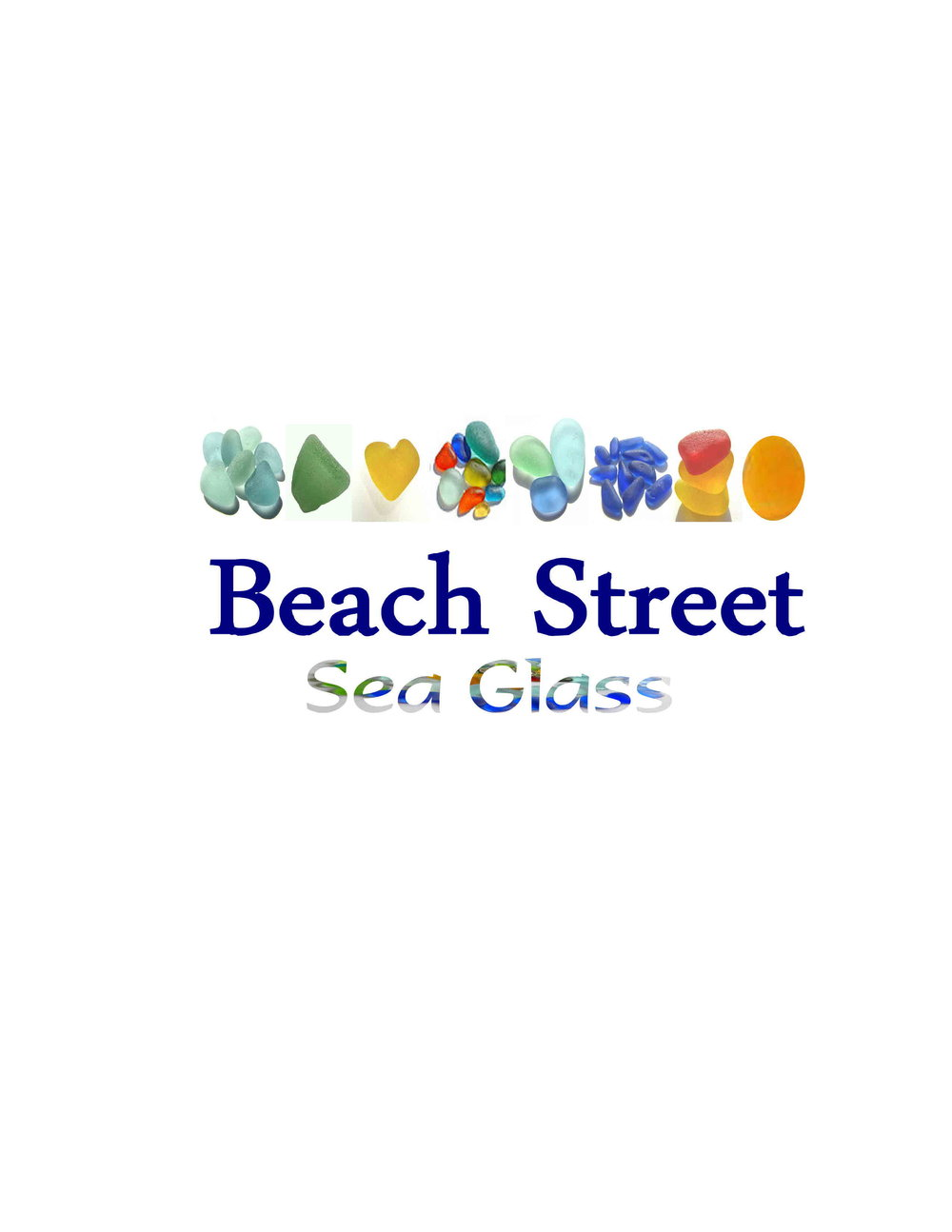 Beach Street Sea Glass