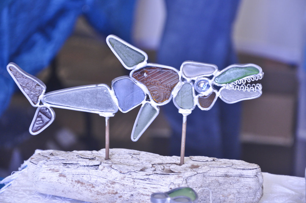 Pacific Sea Glass Design photo by Heidi Kirkpatrick