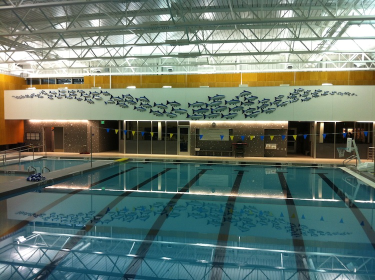 Kodiak High School Community Pool