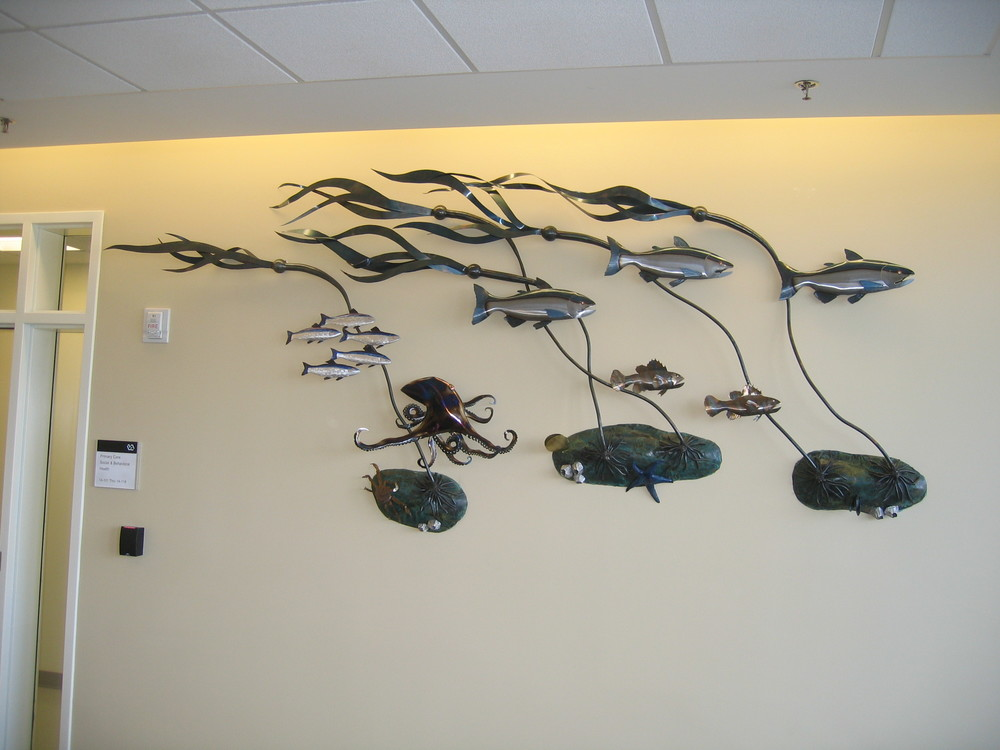 Anchorage Veterans Hospital installation