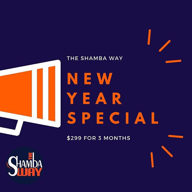 Happy New Year everyone! 🎉🎉🎉 ⠀⠀⠀⠀⠀⠀⠀⠀⠀ In honor of 2019, enjoy a new member special! ⠀⠀⠀⠀⠀⠀⠀⠀⠀ $299 for 3 months unlimited 🎉 *valid for new members only* ⠀⠀⠀⠀⠀⠀⠀⠀⠀ #theshambaway #TSW #shambafit #costamesa #newportbeach #fitness #fitfam #gym #gymlife #lifestyle #crossfit #hiit #movelikeitmatters #eatrealfood #dontbeadick #fuelhappiness #newyear #2019 #newmemberspecial #sale