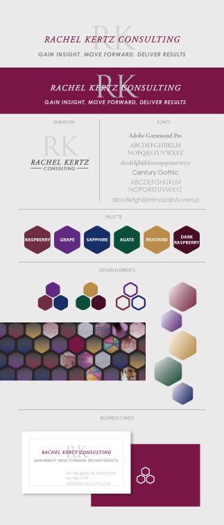 Rachel brand info goes here