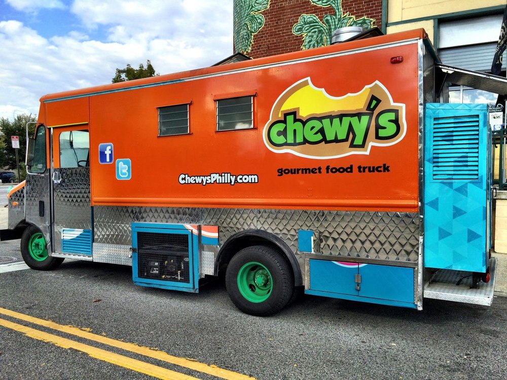 Chewys Food Truck