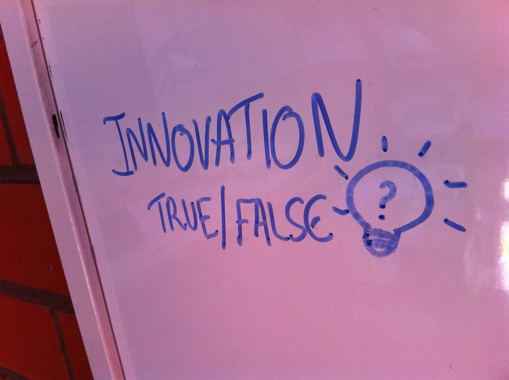 The True and False of Innovation