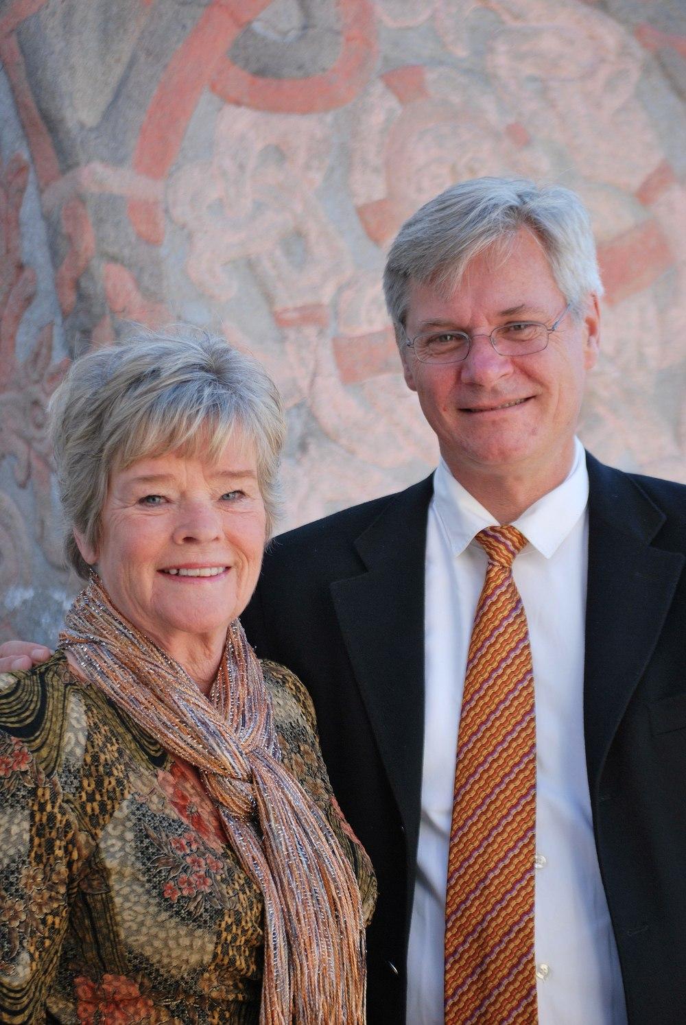 Ruth Thale & H.E. Peter Taskøe-Hansen