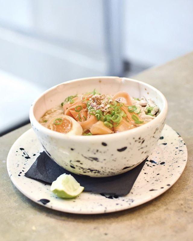 A Hills Bros classic: the brown rice congee will satisfy all levels of hunger. Rg: @juliesfoodmap . . . #hillsbrossydney #sydneycafe #sydneycoffee #sydneyeats #breakfastinsydney #sydney #martinpalce #sydneycbd #sydneyfoodie #foodstagram #instafoodie #foodporn #reubenhills