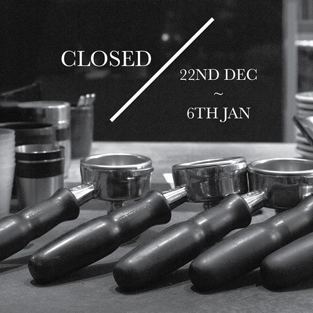 Last week of Hills Bros for the year! We'll be closed from 22nd Dec - 6th Jan. Thank you everyone for your patronage this year and wishing you a safe and merry Christmas. See you on Monday the 7th in the new year! . . . #hillsbrossydney #sydneycafe #sydneycoffee #sydneyeats #breakfastinsydney #sydney #martinplace #sydneycbd