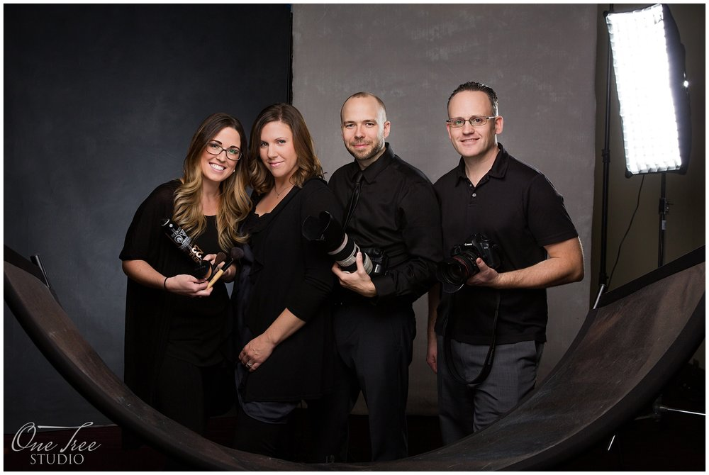 Pro Headshot Booth Team | One Tree Studio Inc. | Toronto Headshot Photographer