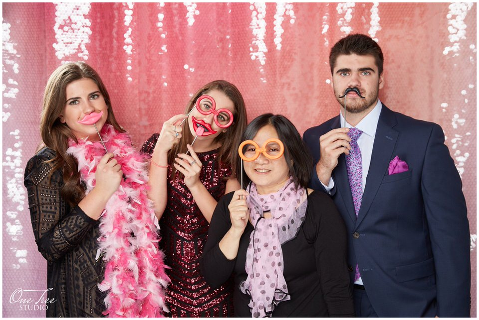 Full-service Toronto Photo Booth with Photographers  | One Tree Studio Booth