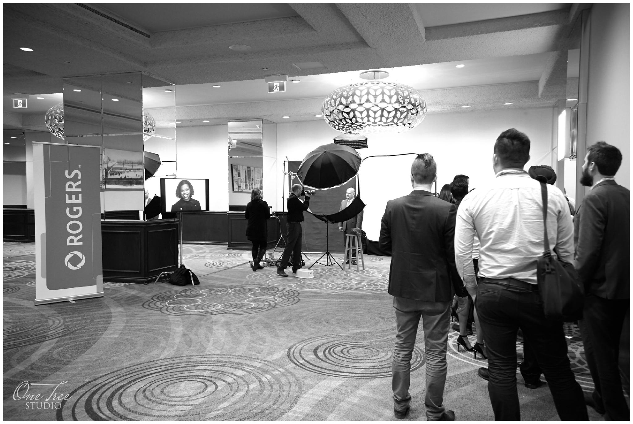 Conference headshots at sheraton centre toronto one tree studio inc