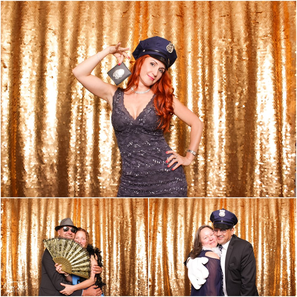 Wedding Photo Booth at The Manor | One Tree Studio Booth
