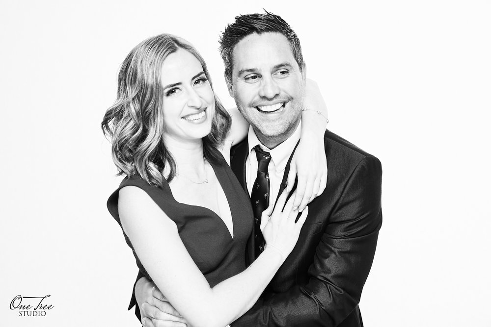 Jen & Brian's Luxury Photo Booth Toronto