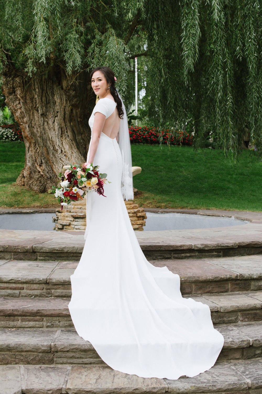 Toronto Botanical Garden Wedding