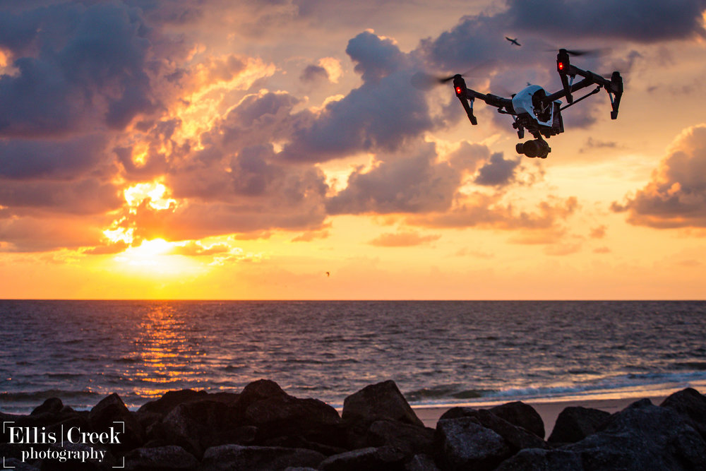 Charleston aerial photographer