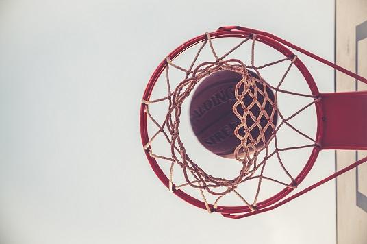 basketball hoop - swoosh image vida es oro welcome page