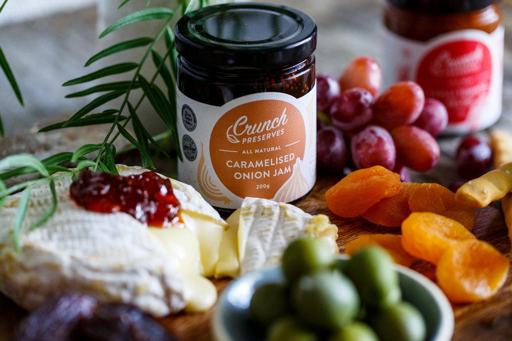 Crunch Preserves Chilli Achar