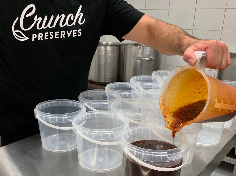 Crunch Preserves Food Service