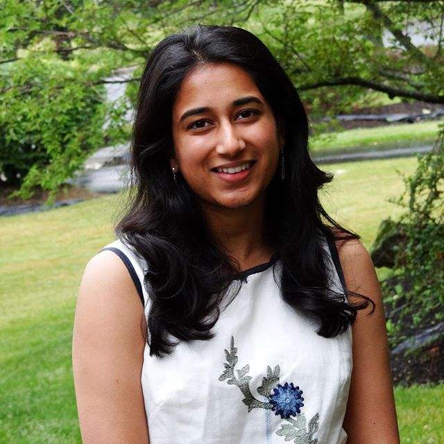 "Happy Hump Day 🐪 Today on #RHSspotlight we hear from one of our Chief Operating Officer Shivani Gupta '19 about her amazing summer internship at Goldman Sachs: ""This summer, I interned in the Investment Strategy Group at Goldman Sachs. I helped in developing customized asset allocation solutions and analyses for clients, as well as assisted in researching potential additions to our asset allocation process. Throughout the summer, I also had the opportunity to listen to amazing talks by leaders, such as David Solomon, the new CEO of Goldman, and Olympic fencer, Ibtihaj Muhammad."""