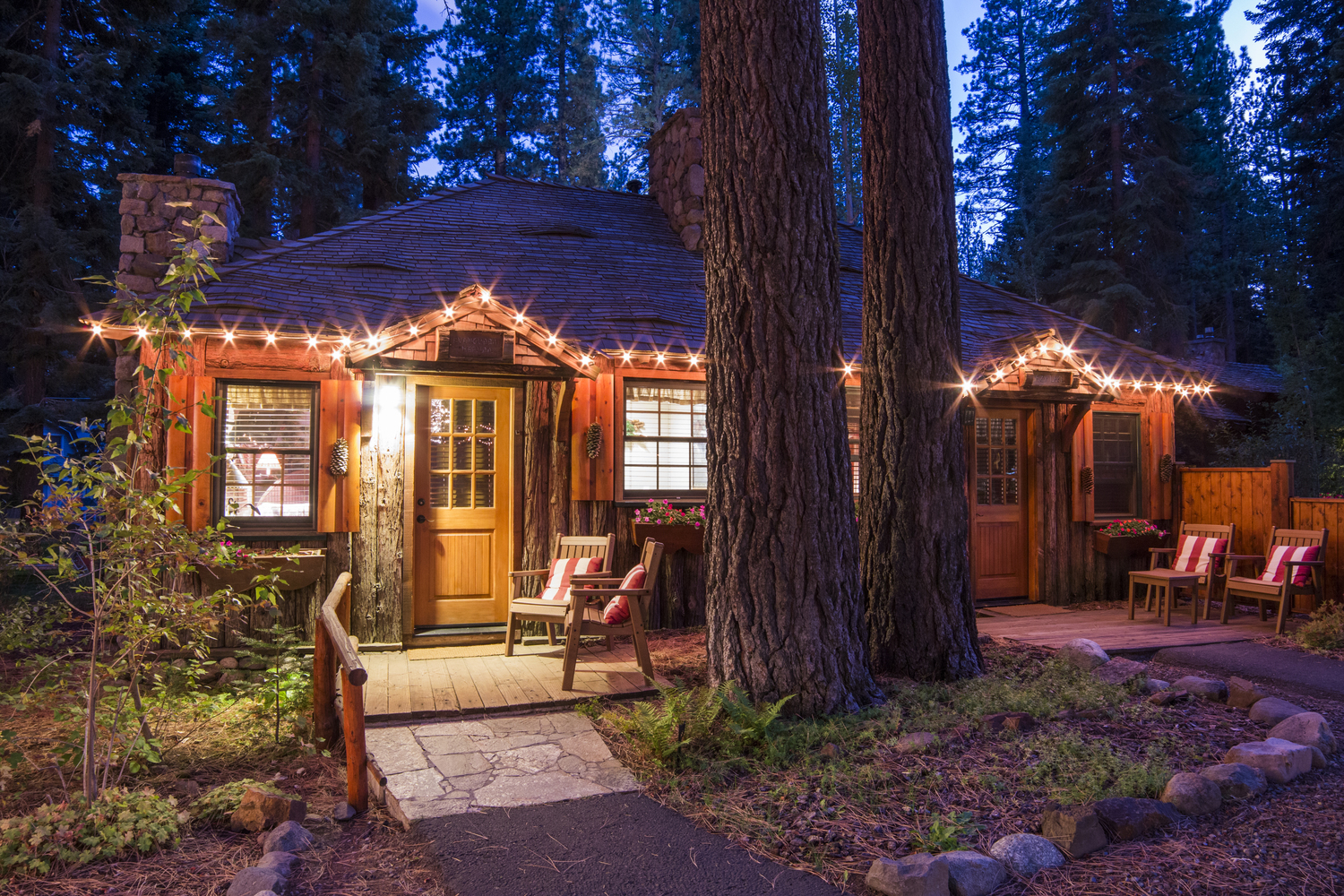 vacation rent rustic tahoe cabin a cabins retreat rentals in lake rental