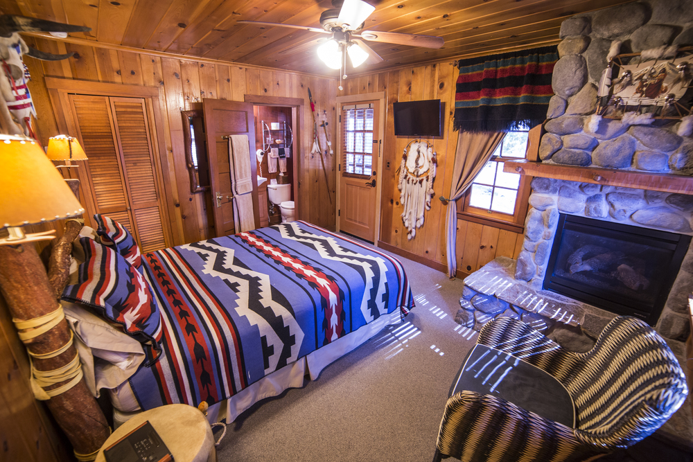 Tahoe Teepee Cottage Inn Room