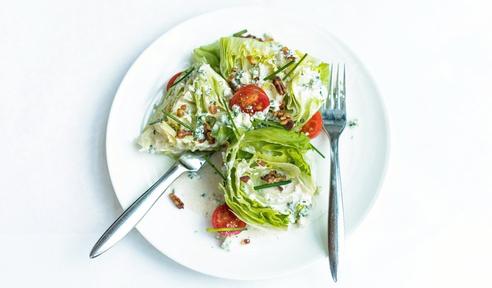 Chef Ota's Wedge Salad