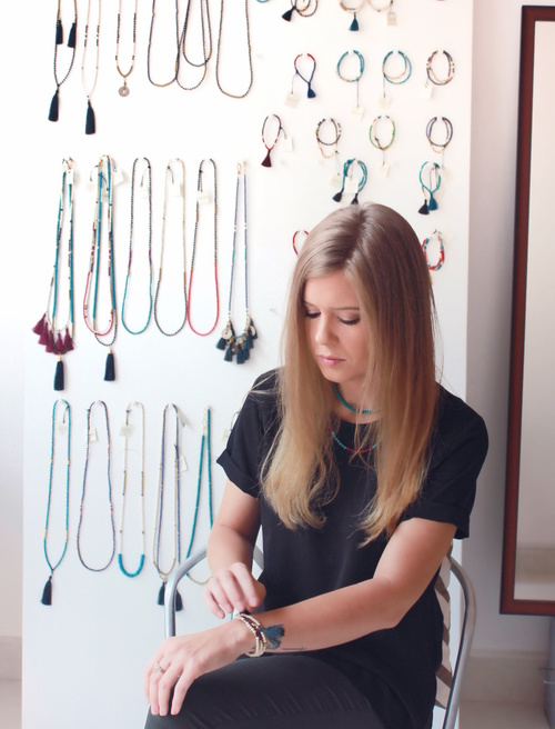 Penh Lenh founder, Rachel Dodson