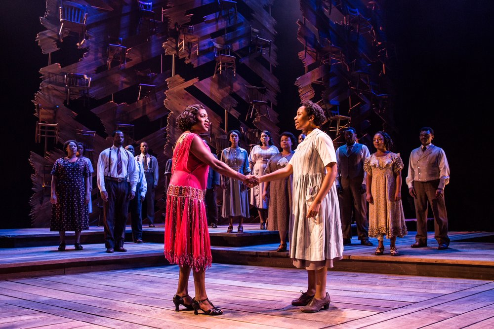 Next week, Des Moines welcomes the Tony Award-winning production of the Color Purple. The show is in town from Tuesday, October 31st through Sunday, November 5th. Ticket info can be found here.  -