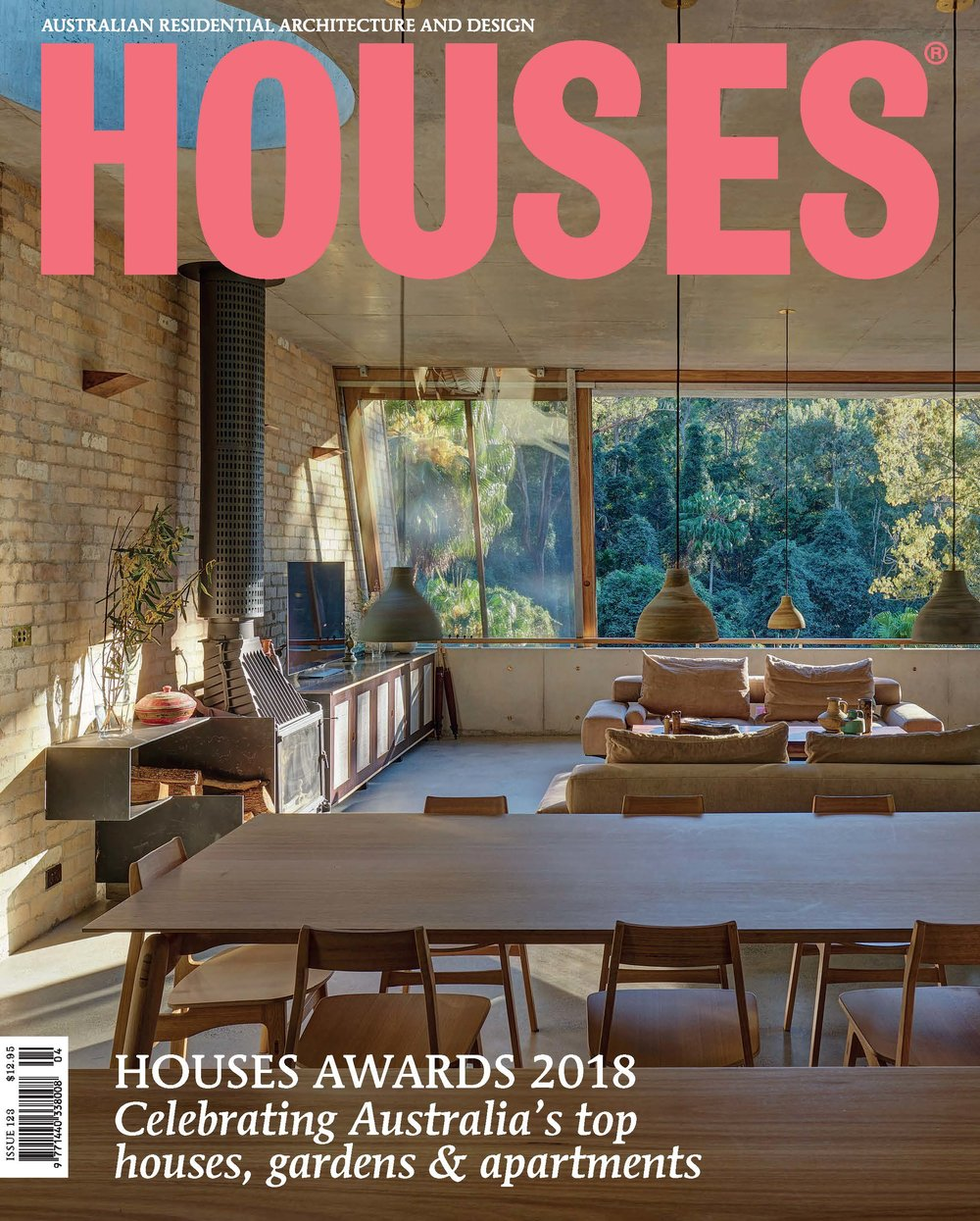 North Fitzroy Residence Houses Magazine