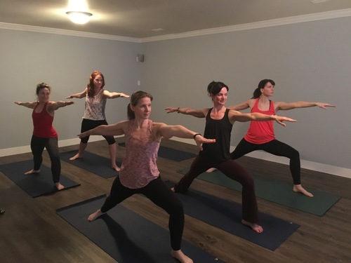 Private Yoga And Group Classes Loam