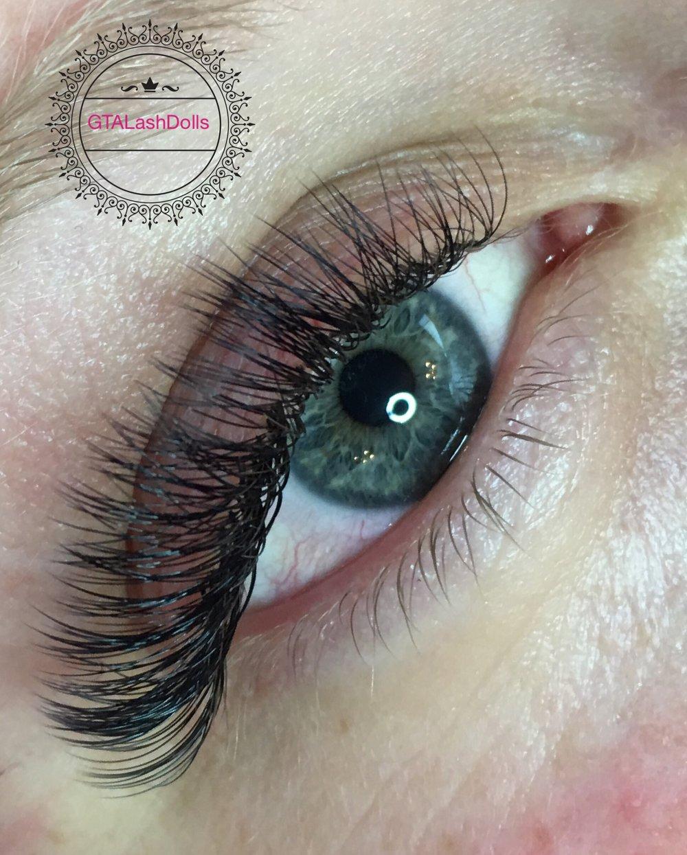 Eyelash Extensions Toronto Gta Lash Dolls