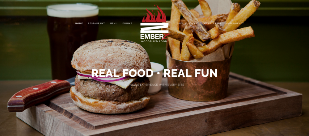 Emberz Woodfired Foodz
