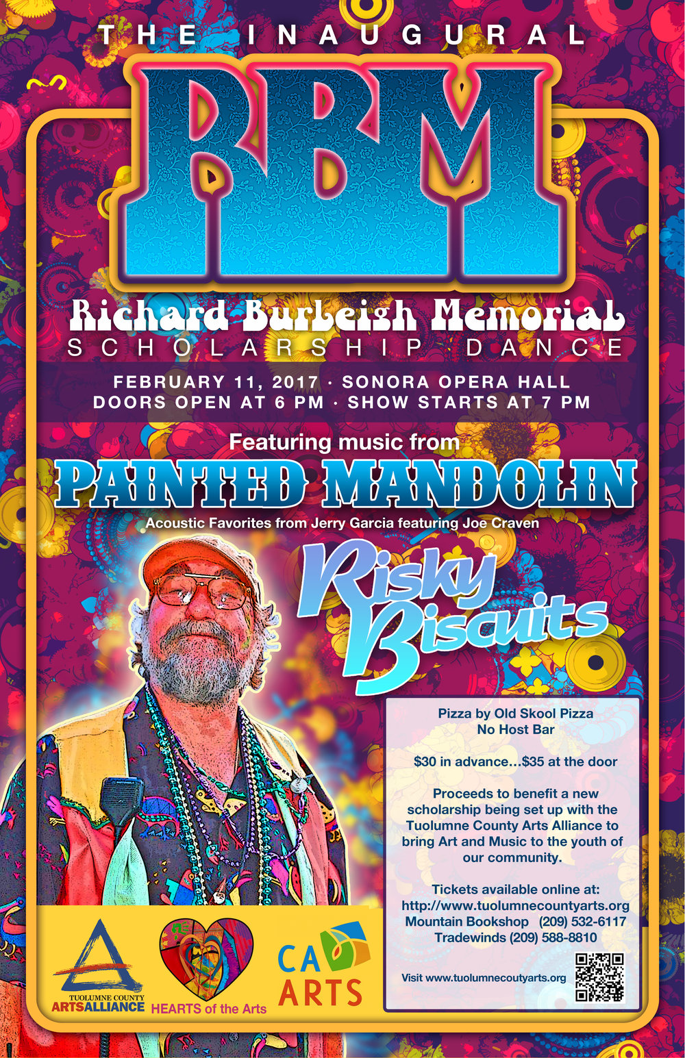 Richard Bruleigh Poster 2016.jpg