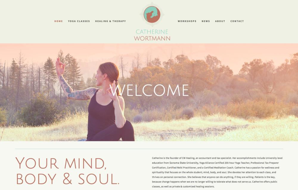 Catherine Wortmann Healing