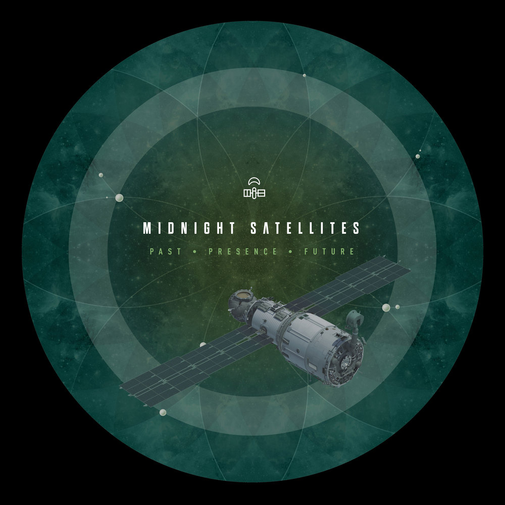 Midnight Satellites - Past. Presence. Future (2015)
