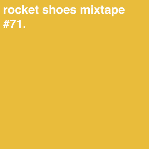 rocket shoes mixtape