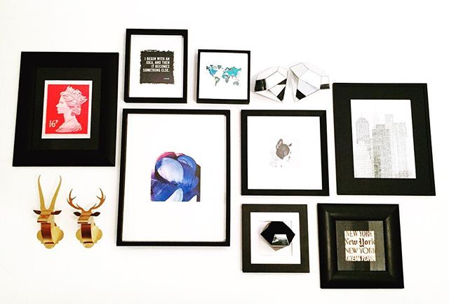 Gallery wall inspo with Jane New York covering all angles ❤️ #minimalist #modernart #blackandwhite #moderndesign #modernhome #wallart #walldecor #livingroom #livingroomdecor #interiorstyling #interiordesign #sculpture #colorblocking #art #gallerywall #gallerywallinspo #edgy #livingroom #livingroomdecor #sculpture #gifts #giftsforher #nurserydecor #kidsroomdecoration #animalhead #trophyhead #interiordesigner #interiorandhome #instainterior #artpiece #livingspace #gifts #diamond #diamonds