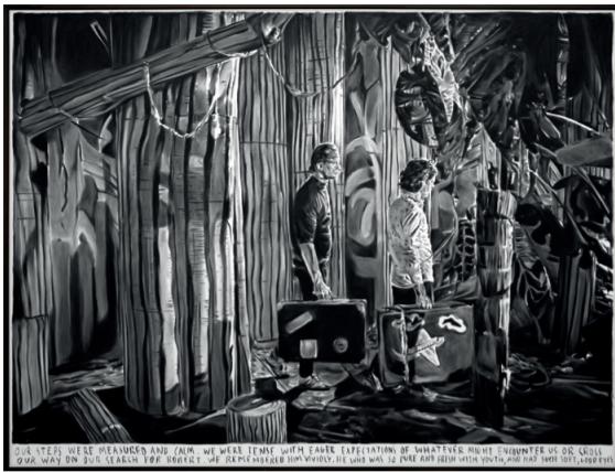 Rinus Van de Velde: a world in black and white - Tim Van Laere Gallery, Discover Benelux, August 2017