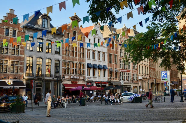 Up my street: The Bulletin's neighbourhood guide to Brussels-City - Published in The Bulletin, December 2018
