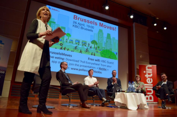 Brussels Moves! debate: People power required for political change in Brussels - The Bulletin, April 2018