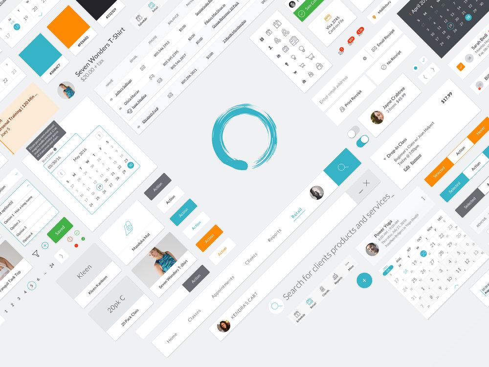 MINDBODY -  UX Designer (UX Requirements & Design, Interactions, Visual)