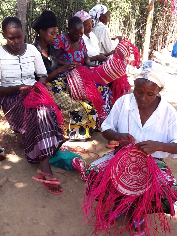 Women groups weaving.JPG