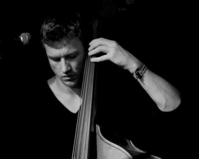 Chris Jones   is a double and electric bassist currently residing in the South West.  Chris studied jazz at the University of Exeter and the Birmingham Conservatoire where he had the privilege of studying and playing with some great musicians such as John Taylor, Stan Sulzmann, Mark Hodgson, Dave Holland, Hans Koller and Arnie Somogyi.    Last year Chris toured extensively with the Bristol based dynamic, violin led quintet  The People's String Foundation