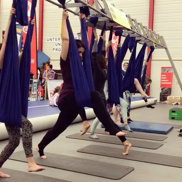 So geht man entspannt ins Wochenende! Dynamic Days Body&Mind 2017 1st Edition! #dynamicdays #bodyandmind #yoga #calm #relax #unikevents #premiere #pilates #uniksports