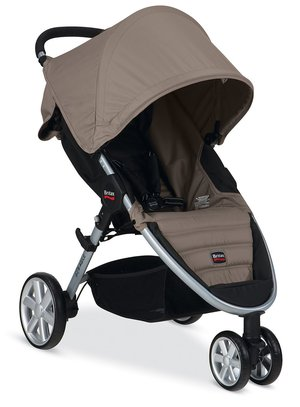 Car seat adapter stroller