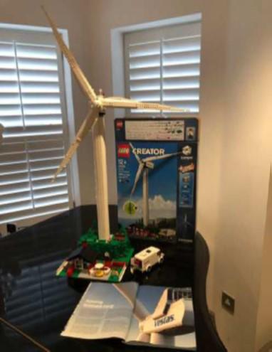Vestas Lego Model