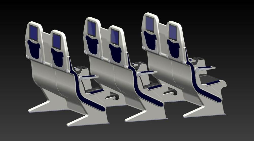 Smoother and more spacious in Premium Economy and Regional Business