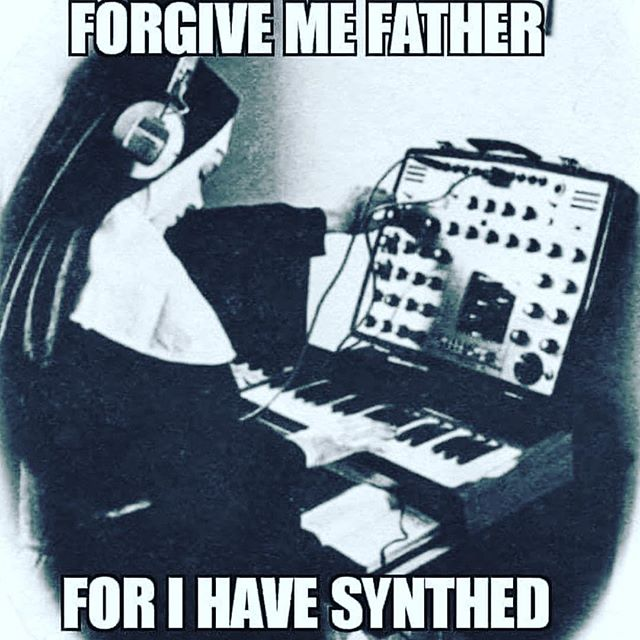 #synth #moog #analogsynth #synthesizer