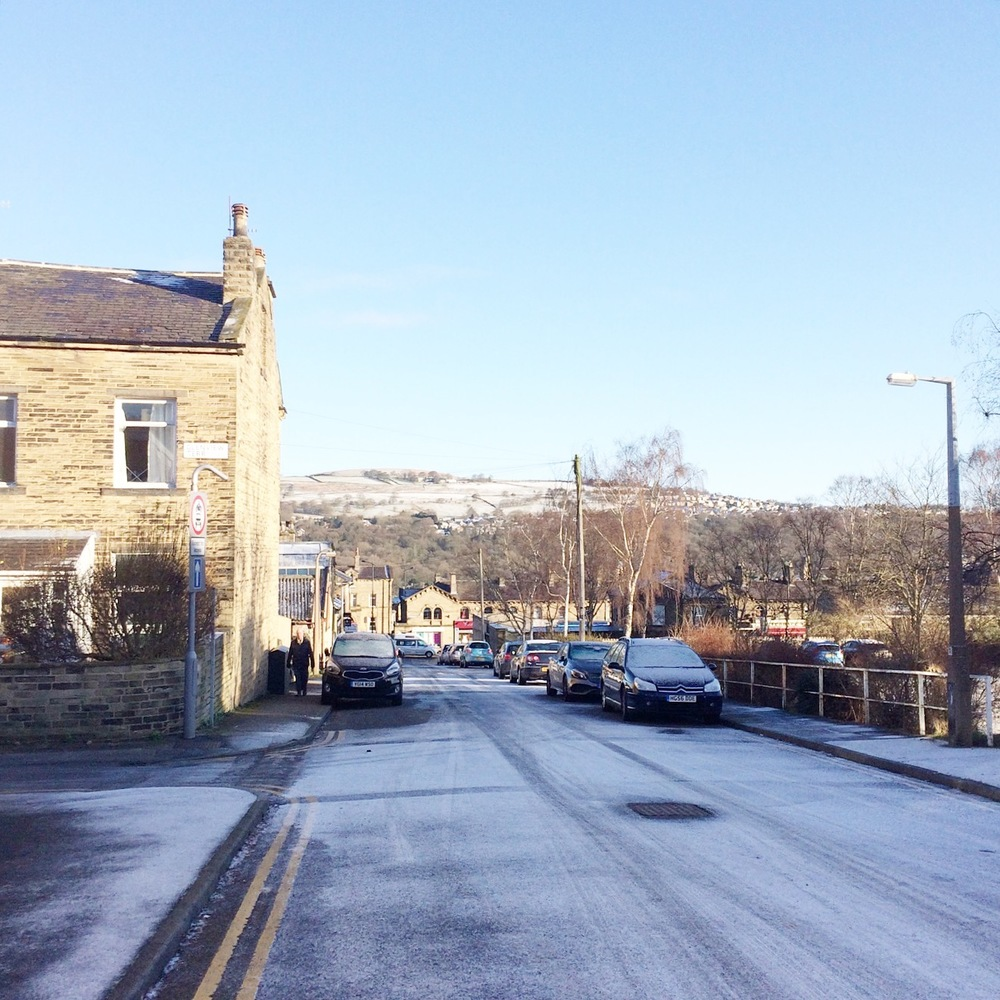 snowy saltaire